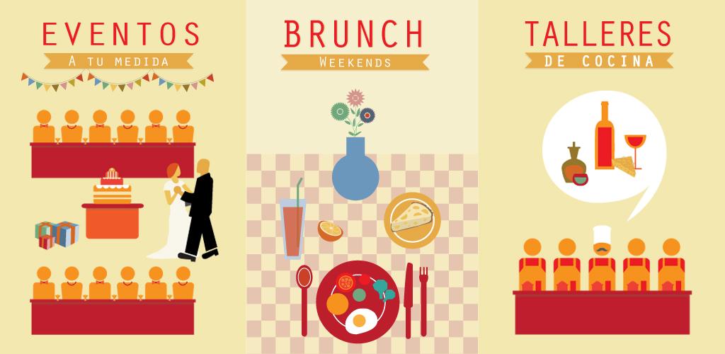 K k tu cocina celebraciones privadas weekend brunch talleres de cocina en el centro de sevilla - Taller de cocina sevilla ...